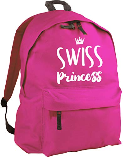 HippoWarehouse Swiss Princess Backpack ruck Sack Dimensions: 31 x 42 x 21 cm Capacity: 18 litres