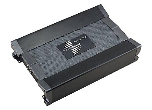 Precision Power ICE1000.4 Black Ice Series 1000W Class A/B 4Ch Amplifier