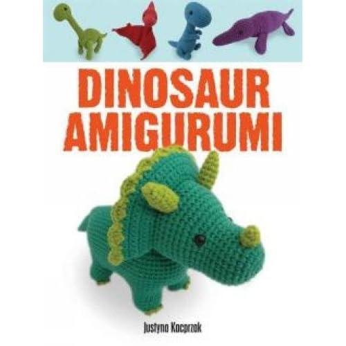 Dinosaur Amigurumi Pattern - Free - Ami Amour | 500x500