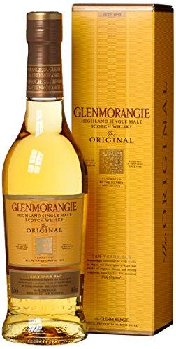 Glenmorangie Original 10 Years Old mit Geschenkverpackung Whisky (1 x 0.35 l)