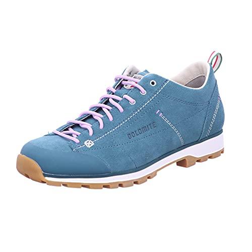 Dolomite Unisex-Erwachsene Zapato Ws Cinquantaquattro Low Schuhe, Ocean Green, 38 2/3 EU