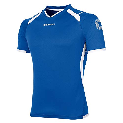 Stanno Olympico Trikot Kurzarm royal blau-weiß royal blau-weiß, XXL