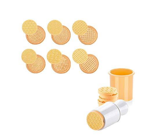 Biscuit Moule, 6pcs / Set 3D Bande Dessinée...