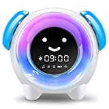 Best Children Alarm Clocks - Alarm Clock for Kids, Sleep Training Clock Review
