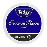 Tetley Tea Orange Pekoe K cup, 12ct, (Imported...