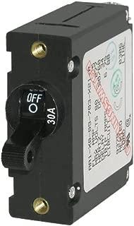 Blue Sea Systems A-Series - Disyuntor de Circuito de Polo único