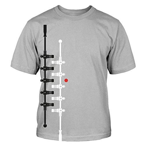 Tischkicker T-Shirt Size 2XL