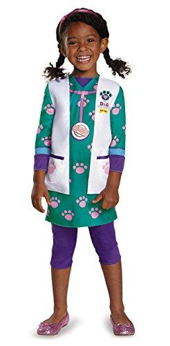 Disney Doc McStuffins Pet Vet Classic Girls' Costume