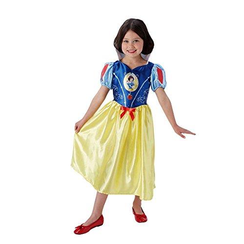 Disfraz infantil oficial de Disney de Blancanieves, de la marca Rubie