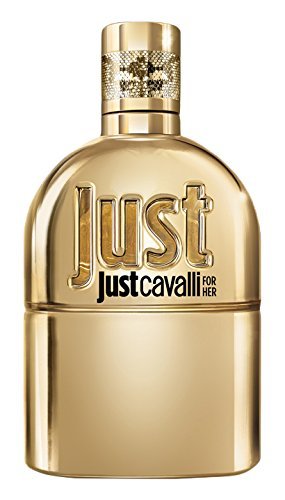 ROBERTO CAVALLI Just Cavalli Gold Her EDP Vapo 50 ml, 1er Pack (1 x 50 ml)