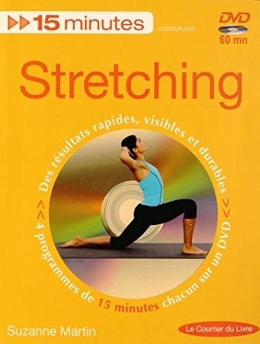 15 minutes chaque jour - Stretching - Des résultats rapides, visibles et durables (DVD)
