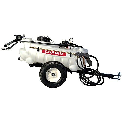 Chapin 97600 15-Gallon, 12-Volt EZ Tow Dripless Fertilizer