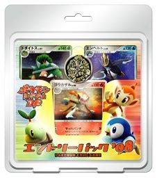 Pokemon jeu de cartes Pack d'entree 08