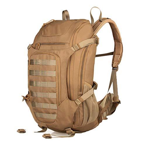 35L 900D Tactical Waterproof Military Climbing Camping Hiking Trekking Rucksack Travel Bag CB