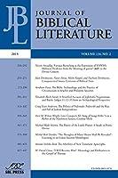 Journal of Biblical Literature 134.2 (2014)