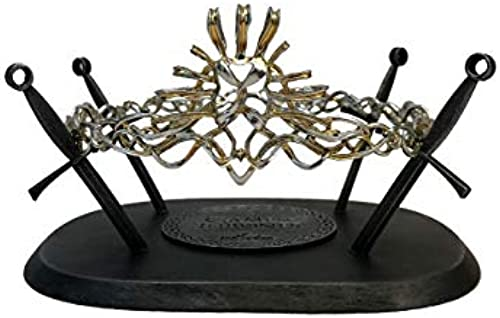 Factory Entertainment, Inc. Game of Thrones - Queen Cersei Crown Replica Limited Edition Standard
