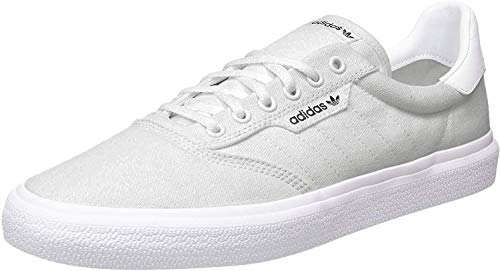 adidas Originals Men's 3MC Regular Fit Lifestyle Skate Inspired Sneakers Shoes, Chalk Coral/FTWR White/FTWR White, 4 M US