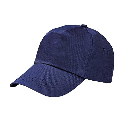 US Basic Cap Casquette de Baseball, Navy, Fits up to 58centimeters Mixte