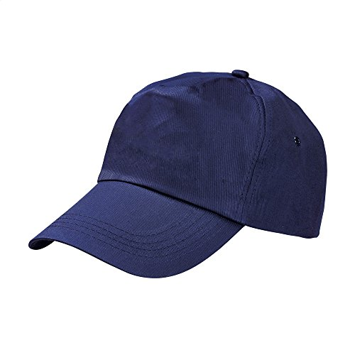 US Basic Cap Casquette de Baseball, Navy, Fits up to 58centimeters Mixte