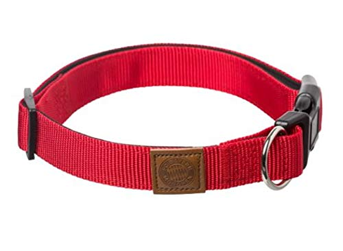 Hundehalsband groß Bayern München + Aufkleber - Halsband, Hunde-Halsband 24950