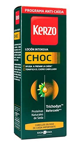 Kerzo - Choc, Loción Capilar, Negro, 150 Mililitros