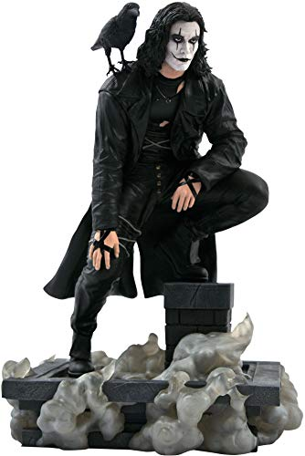 DIAMOND SELECT TOYS The Crow Movie Gallery PVC Statue, Multicolor, 10 inches