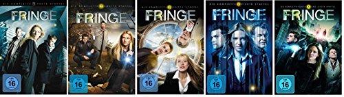 Fringe - Grenzfälle des FBI Staffel 1-5 (1+2+3+4+5) / DVD Set / Die komplette Serie