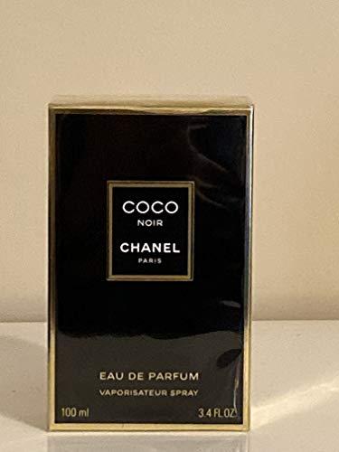 Chnl coco Noir Eau de Parfum Perfume Spray for Woman, EDP 3.4 Ounces 100 ML