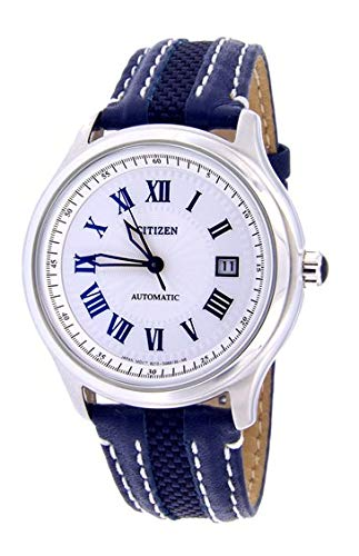 Reloj Citizen Automático NJ2160-01C con movimiento visible