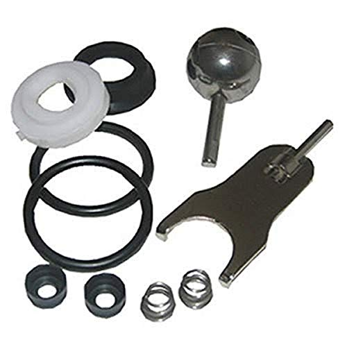 LASCO 0-2999 Stainless Steel Ball Delta Single Handle Faucet Repair Kit for Delta No.70