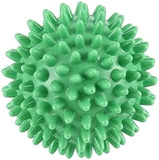 Surobayuusaku PVC High Density Spiky Massage Ball Foot Pain & Plantar Fasciitis Reliever Treatment Hedgehog Ball Massage Acupressure Ball