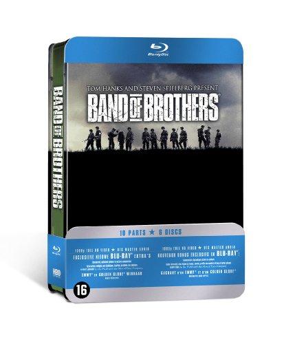 Band of Brothers - L'intégrale de la série dans un magnifique boîtier en métal
