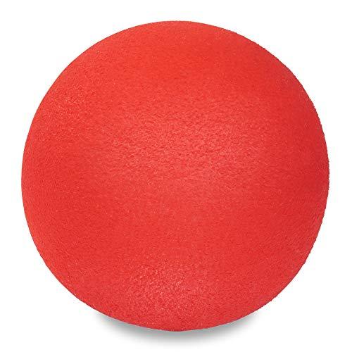 Tenna Tops - Plain Red Car Antenna Topper/Antenna Ball/EVA Foam Craft Ball (1.75' Inch Diameter)