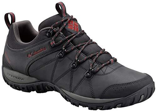 Columbia Peakfreak Venture, Zapatos Impermeables para Hombre, Negro (Black,...