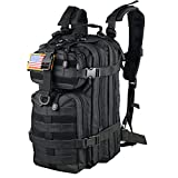 ARMY PANS Small Military Survival Backpack with Flag Tactical Hydration backpack Molle System for Hiking Riding School