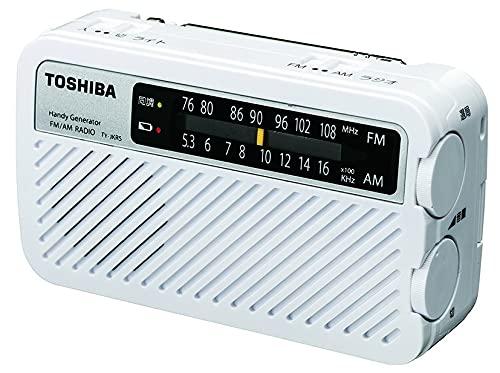 東芝『ポータブルラジオ(TY-JKR5W)』