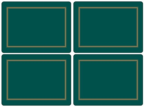 Pimpernel Classic Emerald Tischunterlage 4 Stück (s)