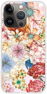 Etui na Apple iPhone 13 Pro - etui na telefon Fantastic Case - bukiet kwiatów - guma case obudowa silikonowa wzory