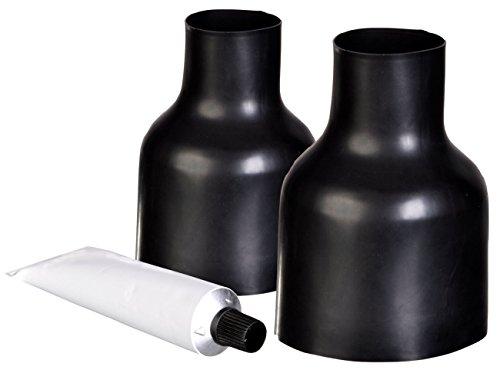 Dry Fashion Manschetten Reparatur Set Arm Armmanschetten Latex, Größe:0 ( 128 )