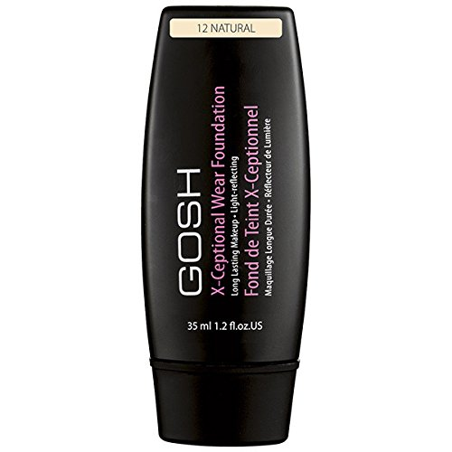 Gosh X-Ceptional Wear Make Up Natural 12