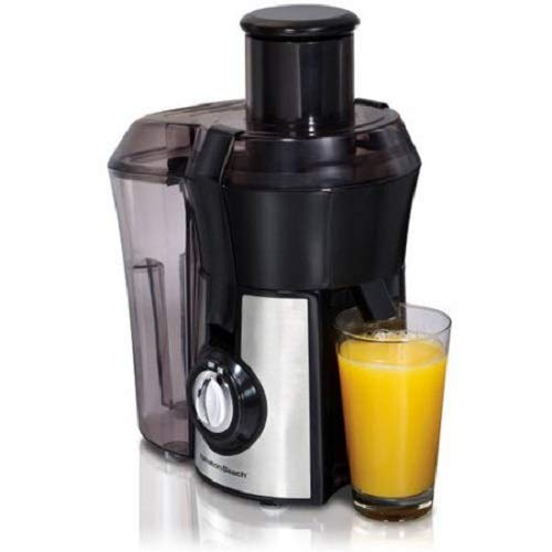 Lowest Price! Hamilton Beach Big Mouth Juice Extractor R2502BM Refurbished