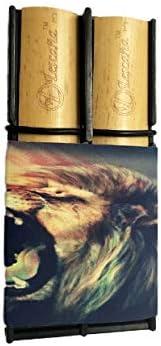 Direct sale of manufacturer Black Bass Clarinet Lion Rockin' by Reeds Reed Lescana Genuine Holder