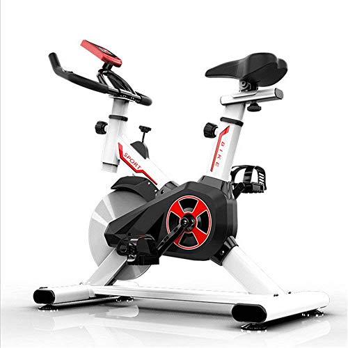 Bicicleta de spinning Goodvk-bici del deporte de ciclismo Indoor Spinning Ejercicio Gimnasio pedal Aerobic cubierta Home Fitness bicicletas de ejercicio cardíaco vitalidad bicicleta estática en interi
