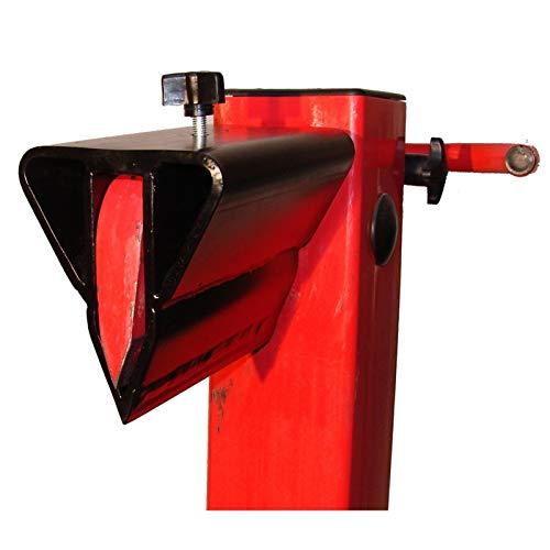 CROSSFER Spaltkeilverbreiterung SKVB-Universal für Holzspalter LS8T-230V+400V/PRO Breitkeil für hydraulische Holzspaltmaschinen