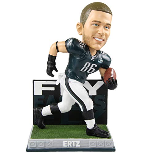 FOCO Zach Ertz Philadelphia Eagles Zach Ertz Fly Eagles Fly Bobblehead NFL