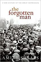 The Forgotten Man 1st (first) edition Text Only
