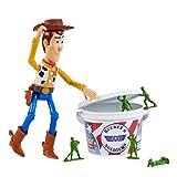 Pixar Disney Toy Story Woody & The Troops 2-Pack