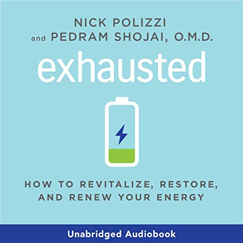 Exhausted  By  cover art