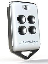 STARLINE Twin 433mhz AU4T, mando remoto distancia universal para duplicar los mandos originales frecuencia 433 MHz (433.92 ) CÓDIGO FIJO. (no códigos rotativos) MADE IN EU.
