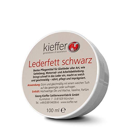 Kieffer Leder- und Sattelpflege